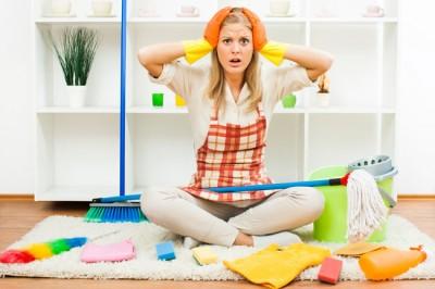 開運掃除法までわかる「大掃除占い」 あなたのキレイ好き度はどれくらい?
