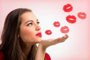 唇でわかってしまう恋愛傾向