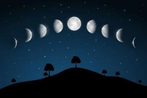 月の満ち欠けに合わせた暮らしで、なりたい自分になる方法