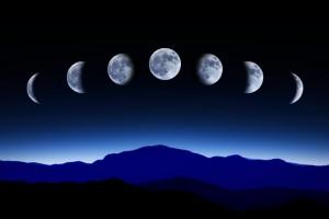 月のリズムに合わせて、ストレスと上手に付き合う方法