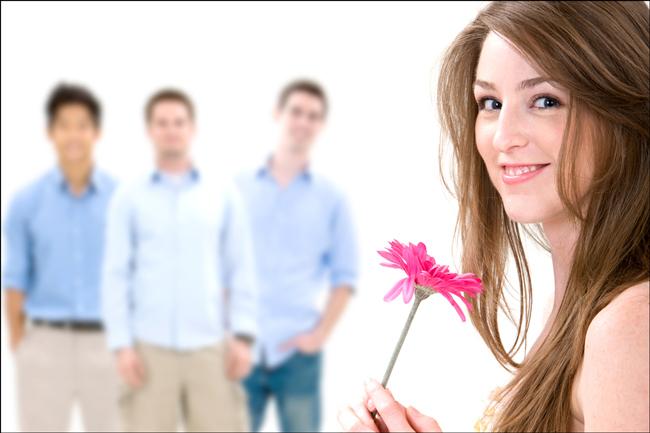 追いかけたくなる女になれる、男性のハンター心を刺激する行動心理術
