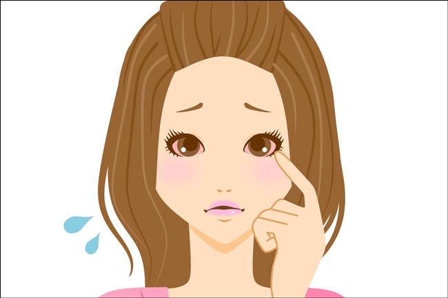 目のトラブルでわかる抱えている問題 目の充血は人間関係悪化のサイン!