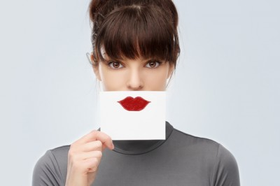 恋愛運をアップさせる唇の作り方