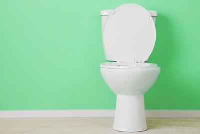 西のトイレは金運に影響大! シンプルにまとめて