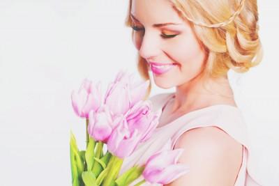 12星座【幸せを呼ぶ春の花】水瓶座はチューリップ!