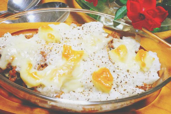 【ムーンダイエット】4/5~12のレシピは『山芋のとろろグラタン』体内からキレイになろう!