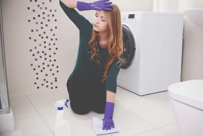 【週末お掃除風水】トイレにお掃除シートはNG、雑巾でピカピカにして陰の気を取り払おう!