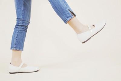 靴の脱ぎ方&減り方でわかる行動力 かかとが減る人は石橋を叩いて渡る慎重派