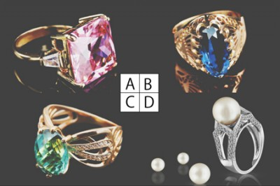 【心理テスト】婚約者からプレゼントされた指輪はどれ?