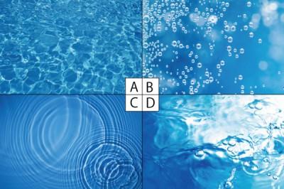 【心理テスト】落ち着く水の写真でわかストレス発散法