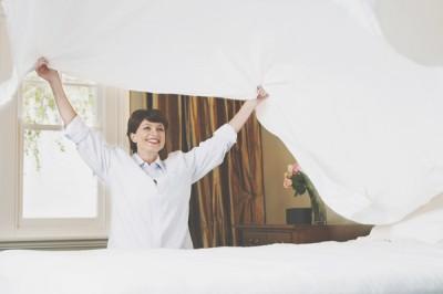 【お掃除風水】シーツ洗濯で寝ながら良運チャージ!
