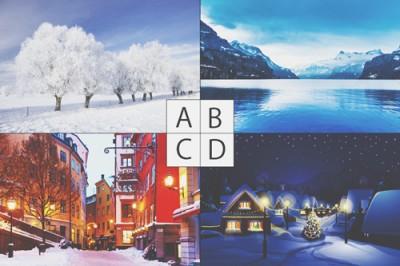 【心理テスト】好きな雪景色でわかる抱えている寂しさ