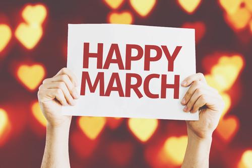 【3月の運勢特集】今月の運勢から開運アクションまで、3月の運勢をチェック!