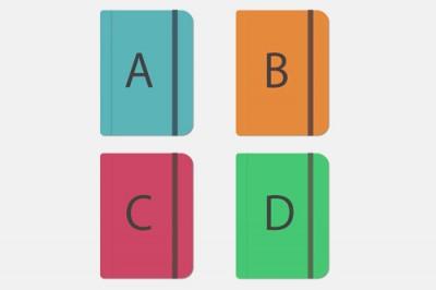 【心理テスト】選んだ手帳の色でわかる、仕事で見直すべきこと