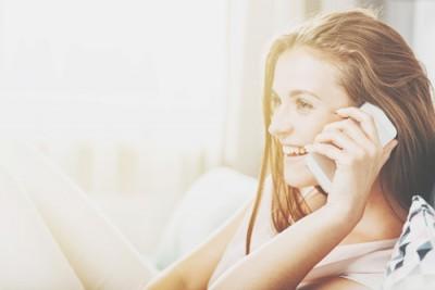 【心理テスト】恋人と電話で話したいことでわかる、今のあなたのハッピー度