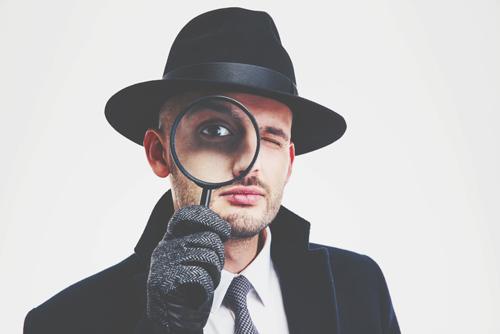 【心理テスト】探偵に依頼したいことでわかる、絶対好きになれない男性タイプ