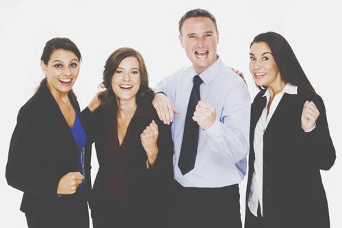 【才能手相】知能線と生命線の始点がくっついている人は、組織の中で活躍する!