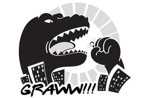 恐い一面がわかる【怪獣占い】ゴジラ、キングギドラ……あなたはどのタイプ?