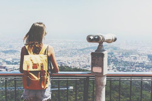 【心理テスト】展望台から見えた景色でわかる、あなたのライバルになる人