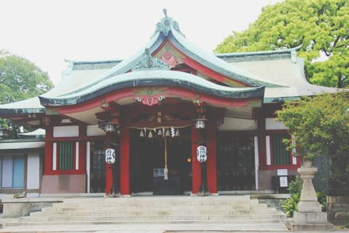 【2017年パワースポット・全体運】『品川神社』参拝でステータス運上昇!