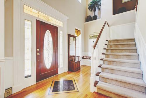 【風水検定/第15回】運気アップのため玄関に鏡を置く場合、どの位置が効果的?