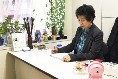 西新宿の母が語る占い師としての信条