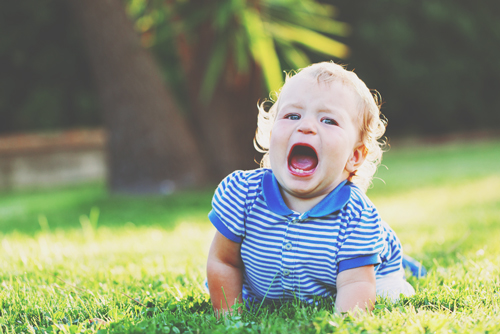 【心理テスト】泣いている子どもへの対応でわかる、ストレスの対処法