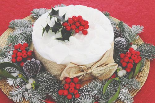 【心理テスト】大切な人と食べるクリスマスケーキでわかる、あなたのハッピーパーソン!