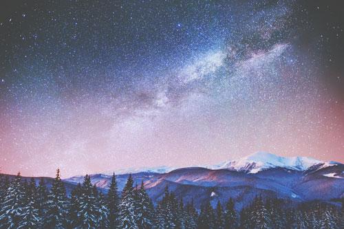 【2月の惑星予報】新しい始まりを感じさせる1カ月 自分らしい未来を見つけていこう!