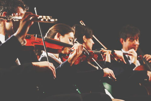友達間でのポジションがわかる【オーケストラ占い】あなたはどの楽器?