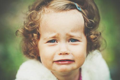 【心理テスト】子どもが泣きそうな理由は? 答えでわかるあなたが抱えている不安の正体