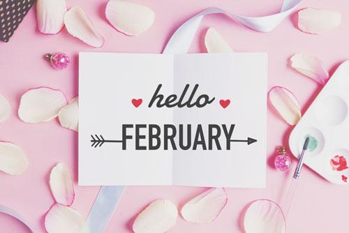 【2月の運勢特集】今月の運勢から恋愛運、開運アクションまでをチェック!