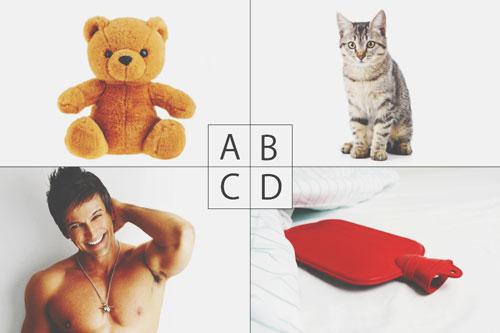 【心理テスト】ベッドの中で抱いて眠りたいものは? 答えでわかるあなたの支配欲