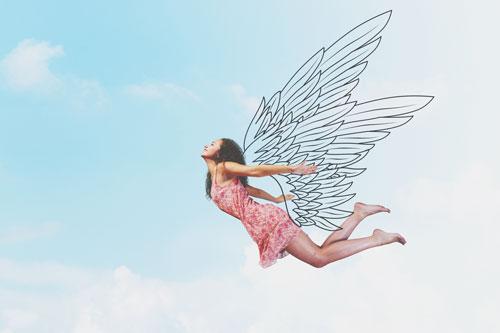 12星座【もしも空を飛べたなら?】乙女座は飛び方教室開催、山羊座は飛行通勤!