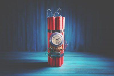 【心理テスト】目の前に時限爆弾、残り時間は? 答えでわかる今すべきこと
