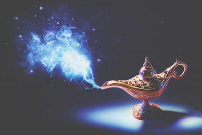 【心理テスト】魔法のランプが教える大金を手にするチャンス