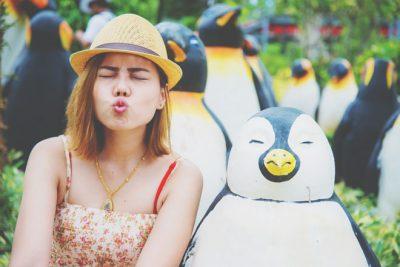 12星座【ペンギン系女子】ランキング 山羊座は不器用なリアリスト!