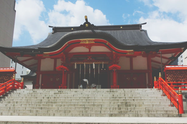 【2018年パワースポット金運】『花園神社』はお金を引き寄せる力をもらえる!