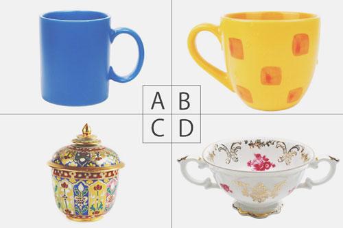 【心理テスト】お気に入りのカップでわかる、あなたの周囲への態度