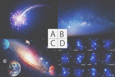 【心理テスト】星のイメージでわかる夢実現のエネルギー源