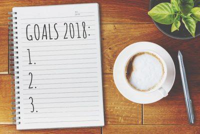 仕事や恋愛がうまくいく2018年の目標の立て方