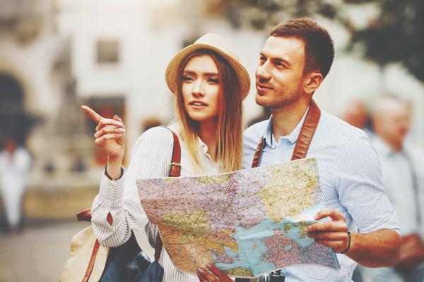吉方位への旅行で開運しよう! 旅先選びのルールとは?