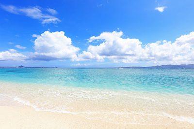 太陽&スピリチュアルのエネルギーみなぎる沖縄で、開運と縁結びをかなえよう