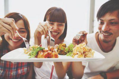 12星座ありなし調査【食事をシェア編】双子座は全種類食べたいからOK!