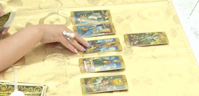 カードは恋愛運自体は悪くないことを示唆