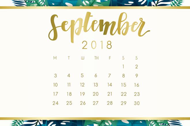 【9月の開運カレンダー】9月13日はトリプル吉日! 大きな自己成長へとつなげるチャンス