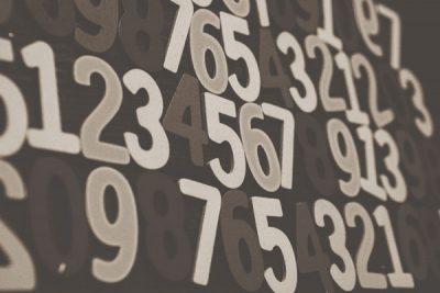 【夢占い】夢の中の「数字」が暗示することとは?