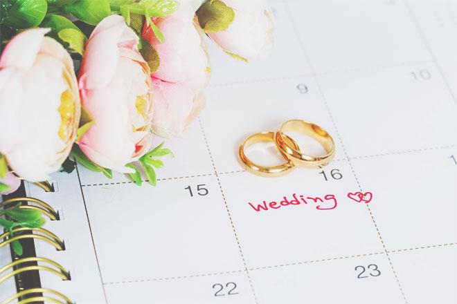 九星気学で読む 出会い&結婚のタイミング予報