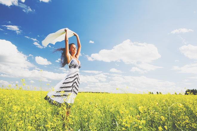【自然界パワー占い】輝く太陽、調和の森林……あなたが持つパワーは何?