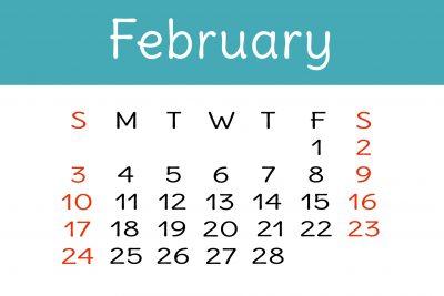 【2月の開運カレンダー】2/1、2、10は金運アップが期待できる日!